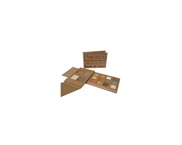 Creative sample presentation folders in cardboard