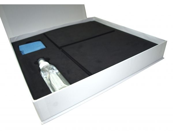 Case box for perfume industry displays