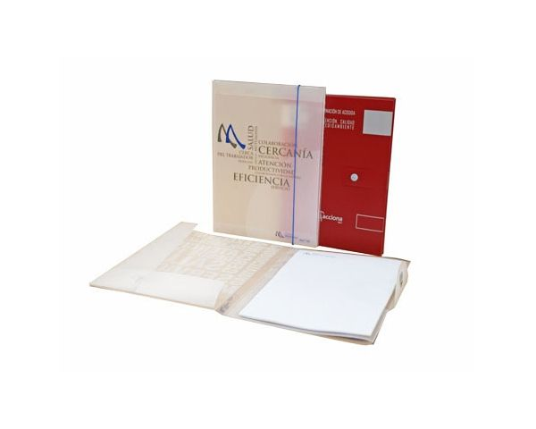 Document presentation folder