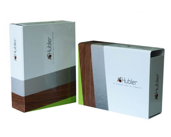 Product presentation kit for specifiers