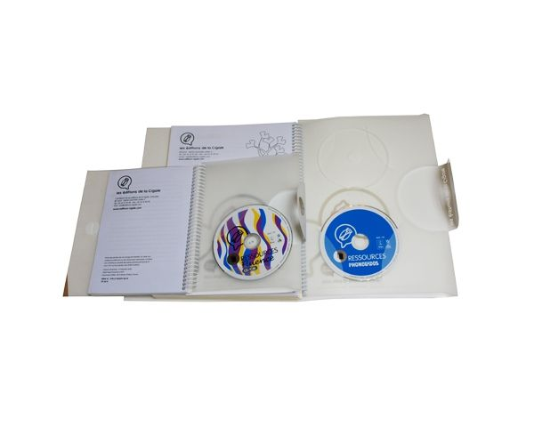 Educational Book and CD Set Cover
