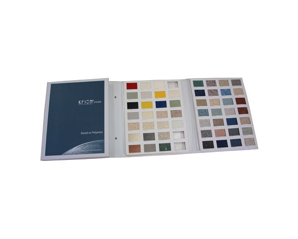 Presentation Folder for Solid Surface Samples - 1