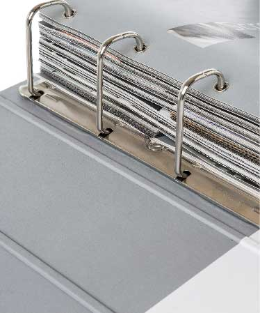 Textile products folder